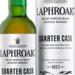 13% Gutschein auf Whisky & mehr, z.B. Laphroaig Quarter Cask
