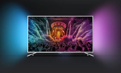 Philips 55PUS6501 Ultra HD Ambilight Smart TV 1