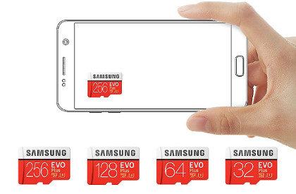 Samsung EVO Plus Micro SDXC 64GB 1 e1565460869580