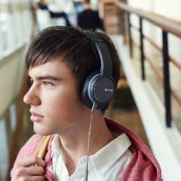 Sony MDR ZX770APB Over Ears