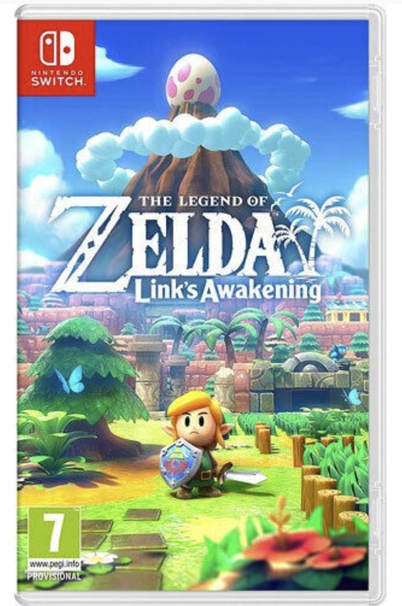 The Legend of Zelda Links Awakening Switch NEU OVP Blitzversand Rakuten 2019 10 10 16 37
