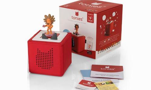Toniebox: Hörspiel-Würfel für Kinder 🧒🎲 inkl. Kreativ-Tonie // 30% Rabatt auf alle Tonies