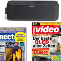 connect Magazin Video Magazin Aboshop