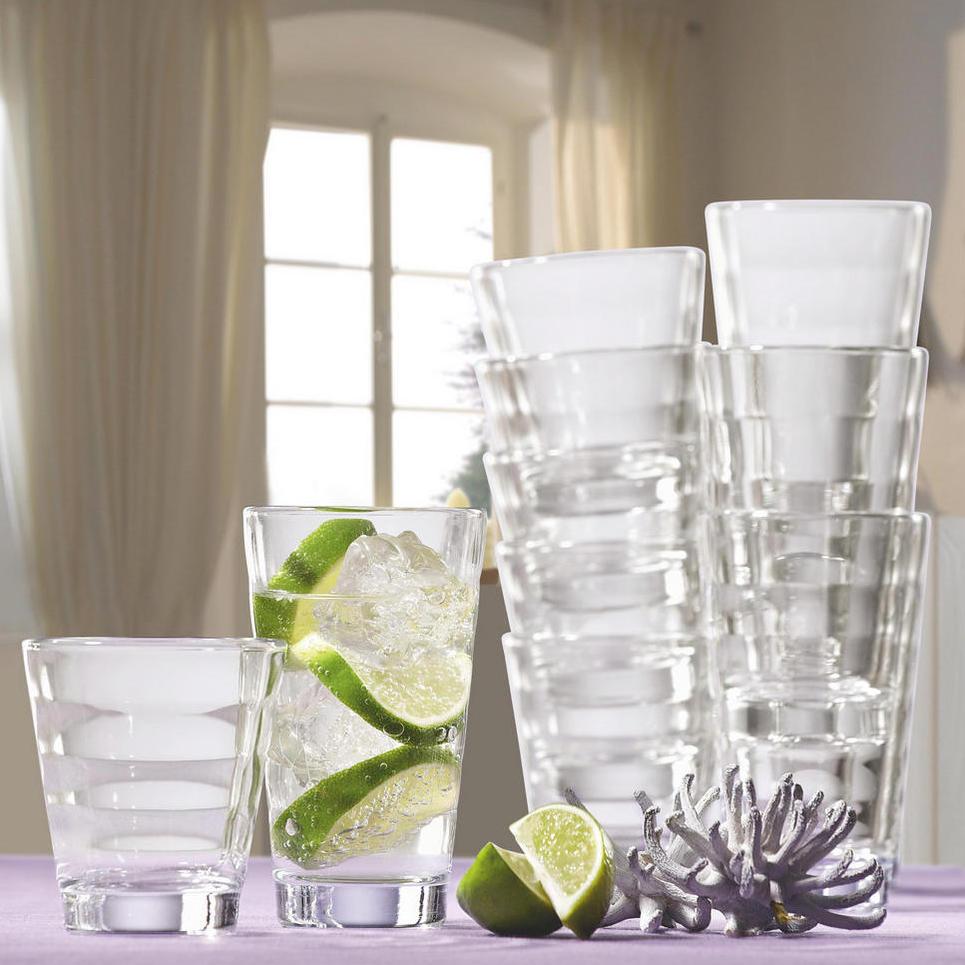 glaeserset klar basics glas leonardo