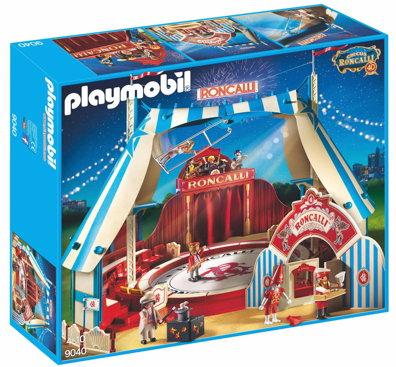 playmobil circus