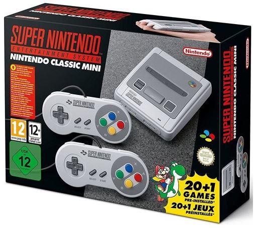 2018 06 05 15 59 29 Nintendo Classic Mini  SNES Preisvergleich   CHECK24