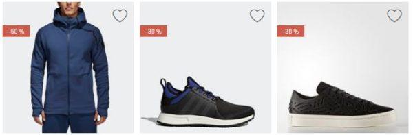 Adidas 20 Prozent Extra Rabatt auf Outlet Artikel