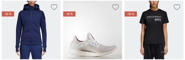 Adidas 20 Prozent Extra auf ausgew Outlet Artikel