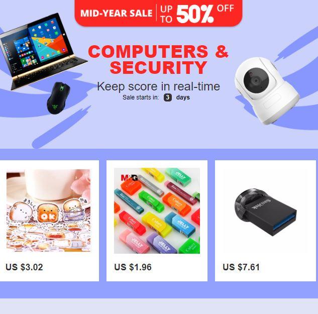 Aliexpress Sale