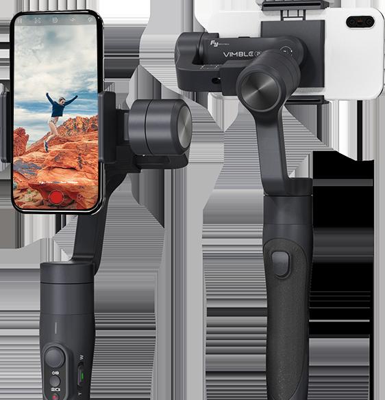 FY Tech Smartphone Gimbal Vimbal 2 05