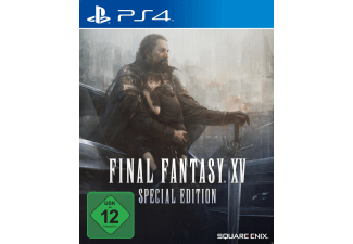 Final Fantasy XV Limited Steelbook Edition PlayStation 4