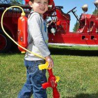 Gearbest Fireman Backpack Water Gun