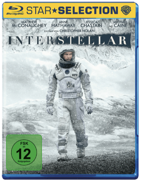 Interstellar Blu ray kaufen SATURN