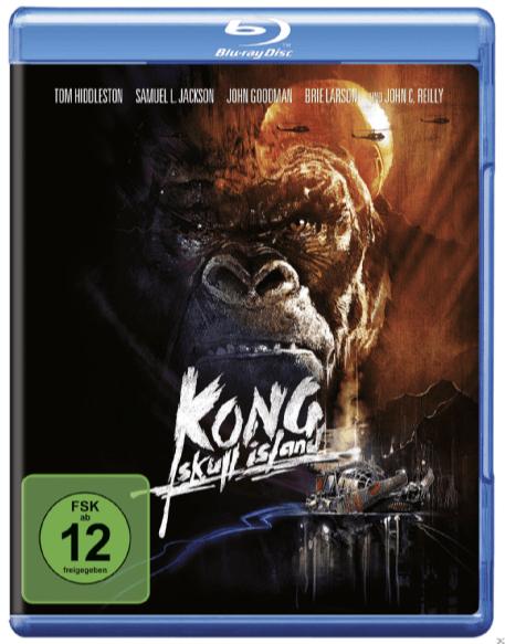 Kong Skull Island Blu ray kaufen SATURN