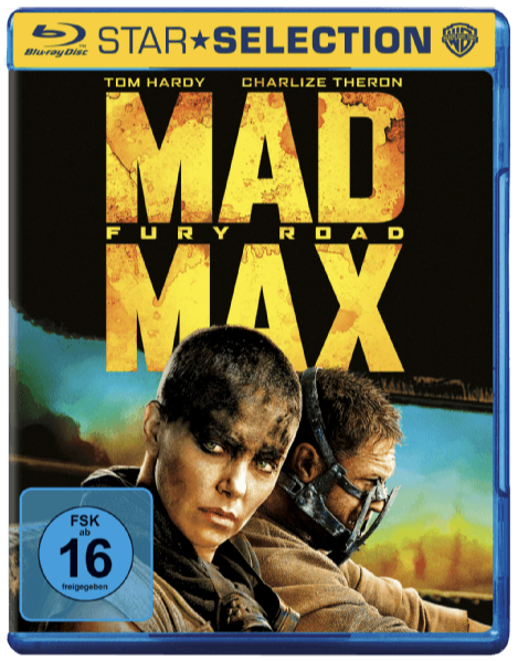 Mad Max 4 Fury Road Blu ray kaufen SATURN