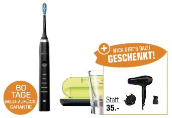 PHILIPS HX 935989 DiamondClean Elektrische Zahnburste Schwarz kaufen SATURN