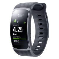 SAMSUNG Gear fit 2 Smartwatch kaufen. Armband Kunststoff L Farbe Dark Grey  SATURN 2020 05 20 19 32