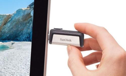 SanDisk Ultra Dual Drive 128 GB
