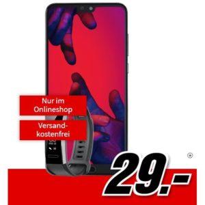 [TOP] D2 Allnet-Flat mit 4GB + Huawei P20 Pro + Huawei Band 2 Pro für 31,99€ mtl.