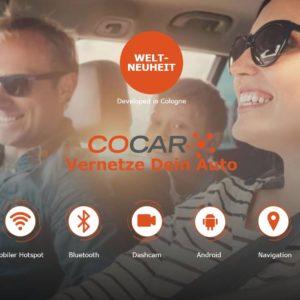 D1-Netz: Internet-Flat mit 4GB LTE + CoCar Phablet fürs Auto für nur 9,99€ mtl.