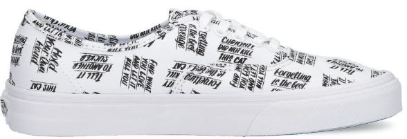Vans Authentic Sneaker bunt 1