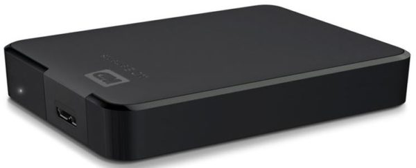 Western Digital Elements Portable 1.5TB