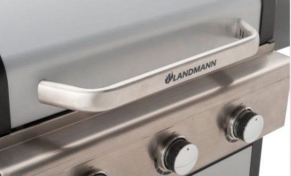 Landmann Gasgrill Triton : Landmann triton mit pts test