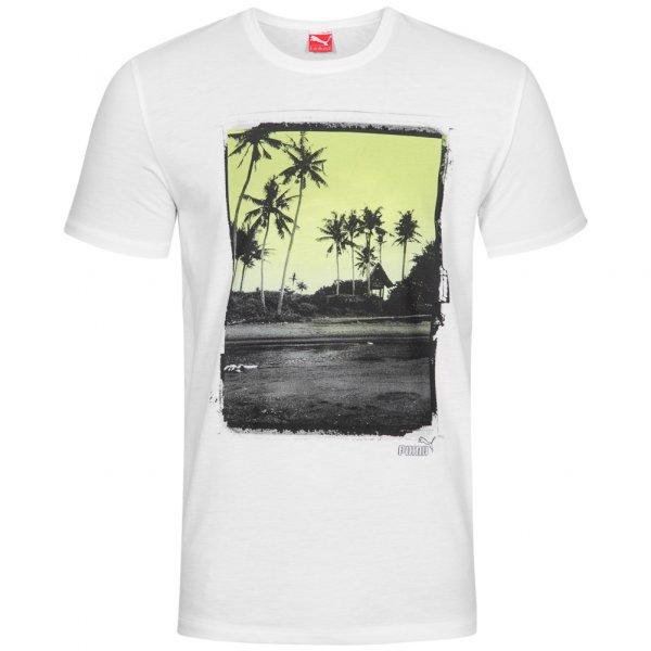 puma style coastal herren freizeit t shirt 512440 09 013089 3859380