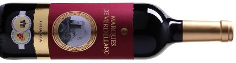 6x Marques de Verdellano Rotwein aus Spanien