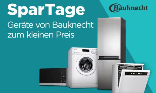 AO Bauknecht Spartage