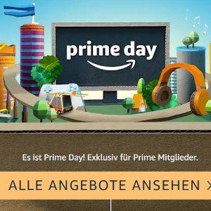 Amazon Prime Day mit tausenden Angeboten (Technik, Haushalt & mehr)