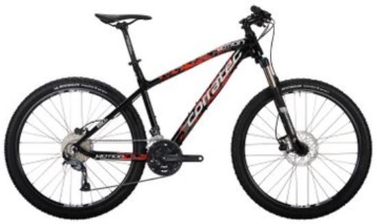 Corratec Mountain Bike X Vert 650B Motion 27 Gang Modell 2018 BK23097