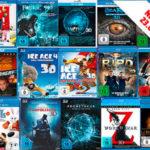 Media Markt: 3x 3D Blu-rays der Wahl für 30€, z.B. Der Marsianer, usw.