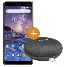 NOKIA 7 Plus DS Smartphone 64 GB Schwarz kaufen SATURN