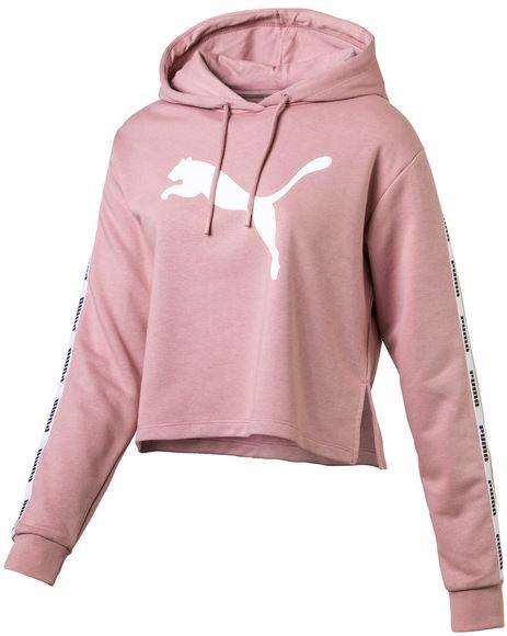 Puma Damen Cropped Hoodie