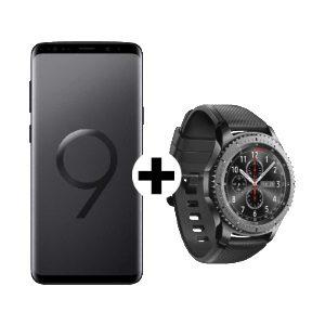 [Knaller] D1- bzw. D2: Allnet-Flat mit 1GB + Samsung Galaxy S9 (Plus) + Zugabe für 26,99€ mtl.