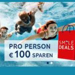 ☀️ 100€ Rabatt auf Pauschal-Reisen, z.B. Teneriffa, Fuerteventura, usw.