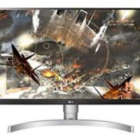 UHD Monitor LG 27UK650 W