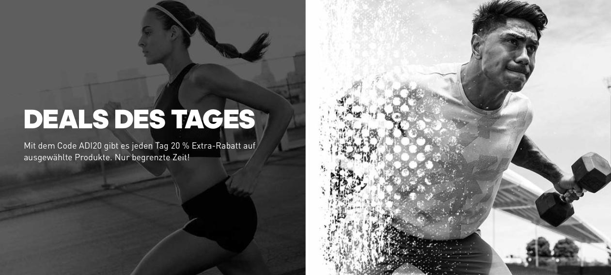 outlet Deals des Tages adidas Deutschland