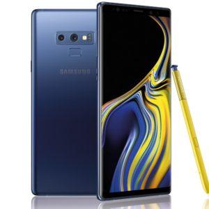 [TOP] Samsung Galaxy Note 9 + Sennheiser HD 4.50 + eff. gratis Allnet mit 8GB