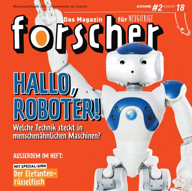 2018 08 10 10 50 17 Das Magazin fuer Forscher