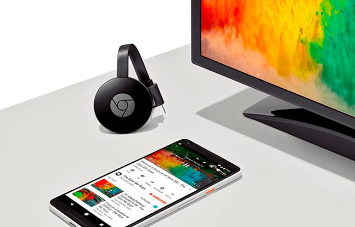 2018 08 21 16 10 22 GOOGLE Chromecast Streaming Media Markt