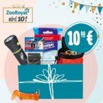 Zooroyal: Mega-Sparpakete für je 10€ zum 10jährigen Jubiläum