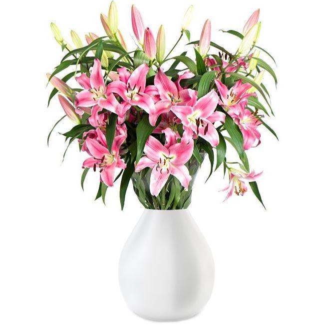 Blumeideal 17 Lilien Strauss