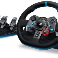 Logitech G29 Volant de Course PC PS3 PS4