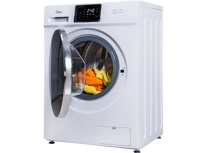 MIDEA W 6.74 td Waschmaschine 7 kg 1400 U Min. A