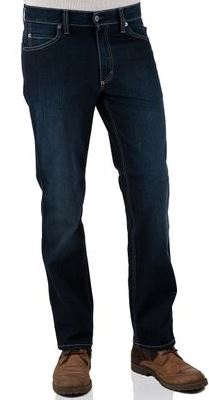 Mustang Herren Jeans Tramper Slim Fit Old Stone Used