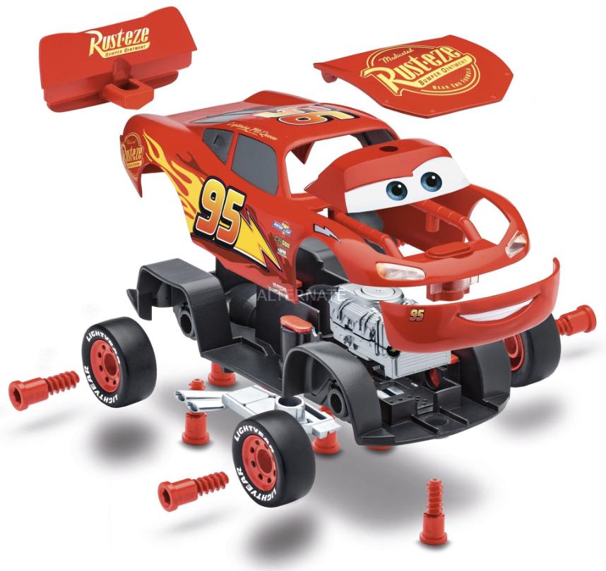 Revell Lightning McQueen Konstruktionsspielzeug