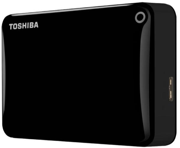 TOSHIBA Festplatte Canvio Connect II MediaMarkt