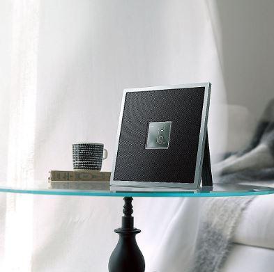 Yamaha ISX 18D MusicCast Multiroom System mit Airplay Bluetooth schwarz